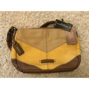 Tiganello Shoulder Purse New with tags leather